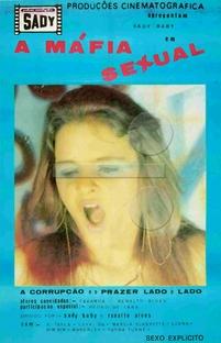 A Máfia Sexual - Poster / Capa / Cartaz - Oficial 1