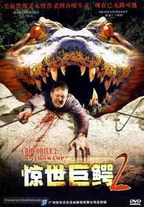Crocodilo 2 - Poster / Capa / Cartaz - Oficial 4