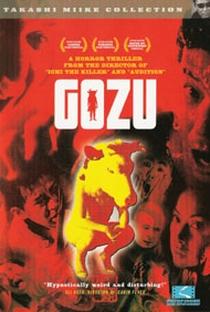Gozu - Poster / Capa / Cartaz - Oficial 6