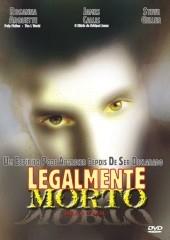 Legalmente Morto - Poster / Capa / Cartaz - Oficial 1
