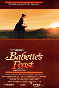 A Festa de Babette - Poster / Capa / Cartaz - Oficial 2