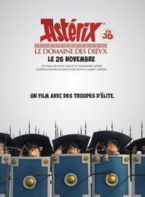 Asterix e o Domínio dos Deuses - Poster / Capa / Cartaz - Oficial 7