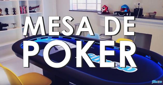 Casa Filmow | Mesa de poker, sofá e muito mais!