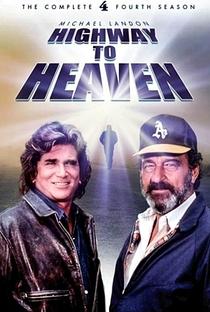 O Homem que Veio do Céu (4ª Temporada) - Poster / Capa / Cartaz - Oficial 1