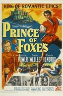 O Favorito dos Borgias (Prince of Foxes)