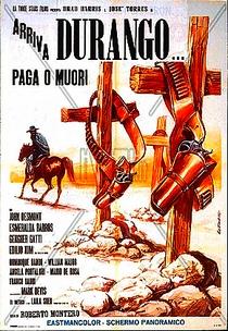 Na Mira do Colt... Paga ou Morre - Poster / Capa / Cartaz - Oficial 1