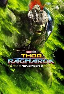 Thor: Ragnarok - Poster / Capa / Cartaz - Oficial 16