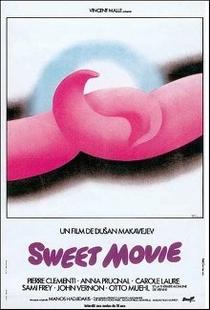 Sweet Movie - Poster / Capa / Cartaz - Oficial 2