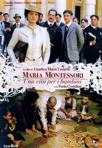 Maria Montessori - Uma Vida Dedicada as Crianças - Poster / Capa / Cartaz - Oficial 1