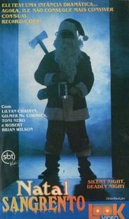 Natal Sangrento - Poster / Capa / Cartaz - Oficial 3