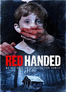 Red Handed - Poster / Capa / Cartaz - Oficial 1