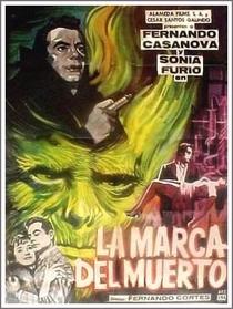 La Marca del Muerto  - Poster / Capa / Cartaz - Oficial 2