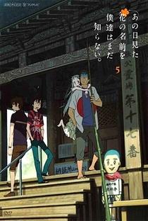 Ano Hi Mita Hana no Namae wo Bokutachi wa Mada Shiranai. - Poster / Capa / Cartaz - Oficial 13