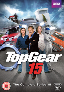 Top Gear - 15 temporada - Poster / Capa / Cartaz - Oficial 1