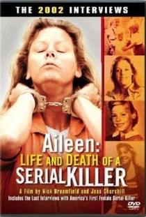 Aileen: Vida e Morte de Uma Serial Killer - Poster / Capa / Cartaz - Oficial 2