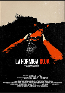 A Formiga Vermelha - Poster / Capa / Cartaz - Oficial 1