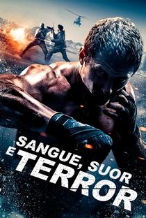 Sangue, Suor e Terror - Poster / Capa / Cartaz - Oficial 3