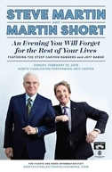 Steve Martin & Martin Short: an evening you will forget for the rest of your life (Steve Martin & Martin Short: an evening you will forget for the rest of your life)