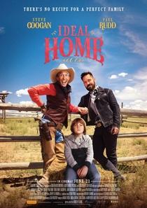 Ideal Home - Poster / Capa / Cartaz - Oficial 2
