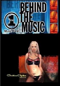 Behind the Music VH1 - Christina Aguilera - Poster / Capa / Cartaz - Oficial 1
