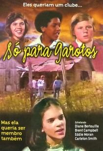 Só Para Garotos - Poster / Capa / Cartaz - Oficial 1