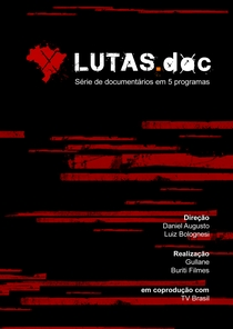 Lutas.doc - Poster / Capa / Cartaz - Oficial 1
