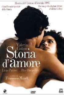 Storia d'amore - Poster / Capa / Cartaz - Oficial 1