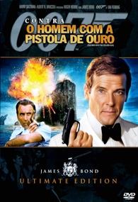 007 - Contra o Homem com a Pistola de Ouro - Poster / Capa / Cartaz - Oficial 2