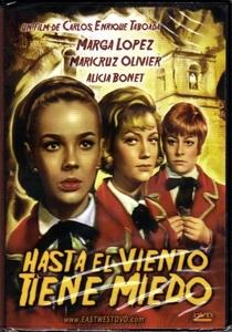 Até o Vento Tem Medo - Poster / Capa / Cartaz - Oficial 2