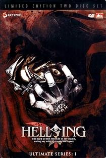 Hellsing Ultimate - Poster / Capa / Cartaz - Oficial 1