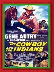 O Vaqueiro e os Peles Vermelhas - Poster / Capa / Cartaz - Oficial 1