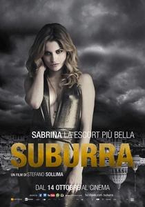 Suburra - Poster / Capa / Cartaz - Oficial 4