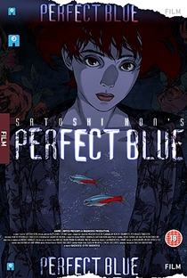 Perfect Blue - Poster / Capa / Cartaz - Oficial 5