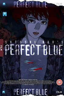 Perfect Blue - Poster / Capa / Cartaz - Oficial 5