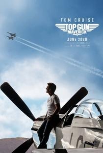 Top Gun: Maverick - Poster / Capa / Cartaz - Oficial 2