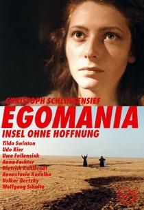 Egomania - Ilha sem Esperança - Poster / Capa / Cartaz - Oficial 1