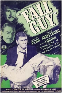 Fall Guy - Poster / Capa / Cartaz - Oficial 1