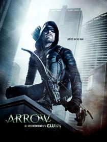 Arrow (5ª Temporada) - Poster / Capa / Cartaz - Oficial 3
