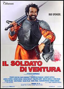 O soldado da fortuna - Poster / Capa / Cartaz - Oficial 2
