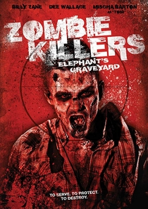 Zombie Killers: Elephant's Graveyard - Poster / Capa / Cartaz - Oficial 1