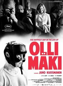 O Dia Mais Feliz da Vida de Olli Mäki - Poster / Capa / Cartaz - Oficial 4