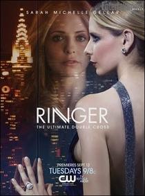 Ringer (1ª Temporada) - Poster / Capa / Cartaz - Oficial 1