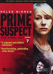 Prime Suspect 7 - Poster / Capa / Cartaz - Oficial 1