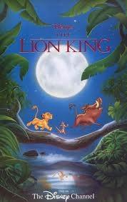 O Rei Leão - Poster / Capa / Cartaz - Oficial 7