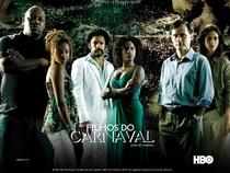 Filhos do Carnaval (2ª Temporada) - Poster / Capa / Cartaz - Oficial 2
