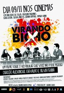 Virando Bicho - Poster / Capa / Cartaz - Oficial 1