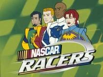 NASCAR Racers - Poster / Capa / Cartaz - Oficial 2