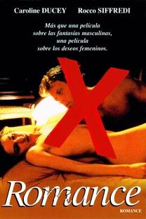 Romance X - Poster / Capa / Cartaz - Oficial 2