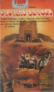 Deserto de Fogo - Poster / Capa / Cartaz - Oficial 1