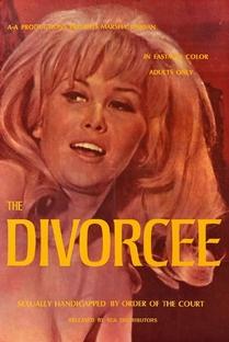 The Divorcee - Poster / Capa / Cartaz - Oficial 1